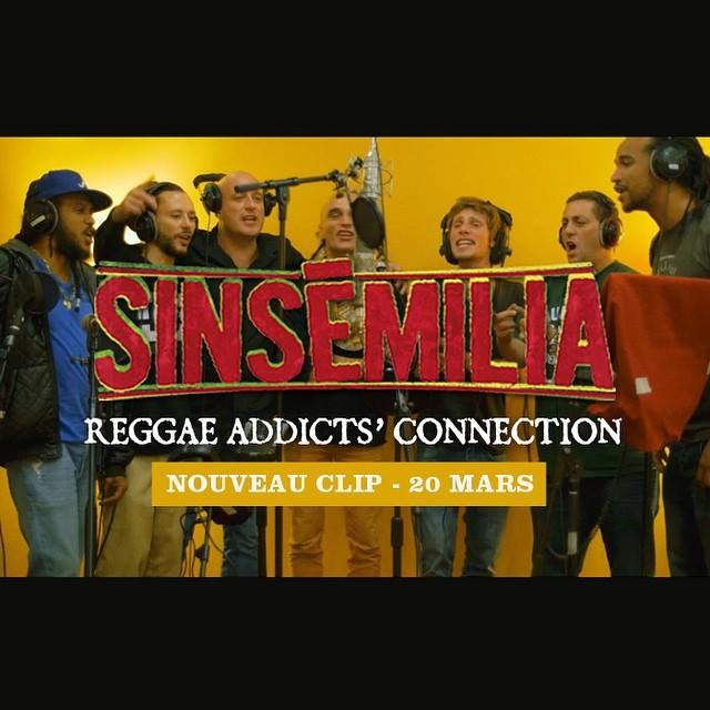 Sinsemilia Reggae Addict's Connection