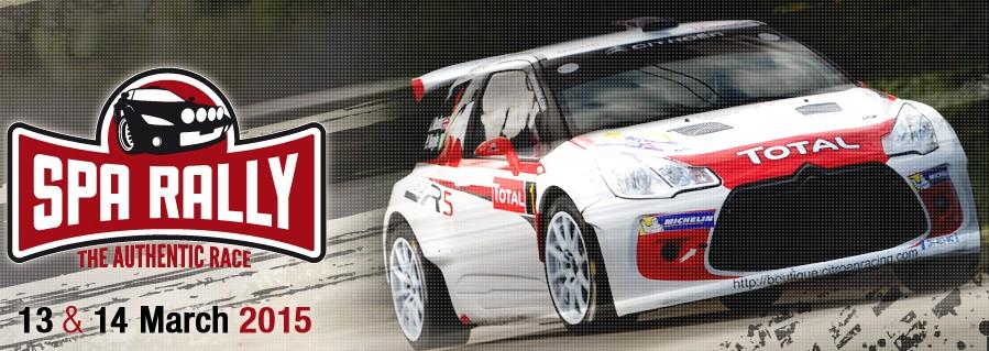 Spa Rally 2015