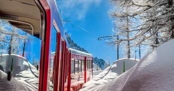 Train du Montenvers Chamonix