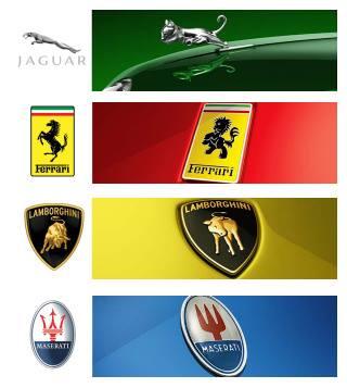 logo voiture sport