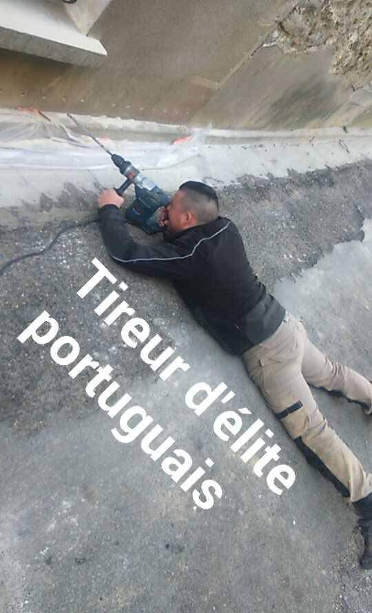 tireur d'elite portugais