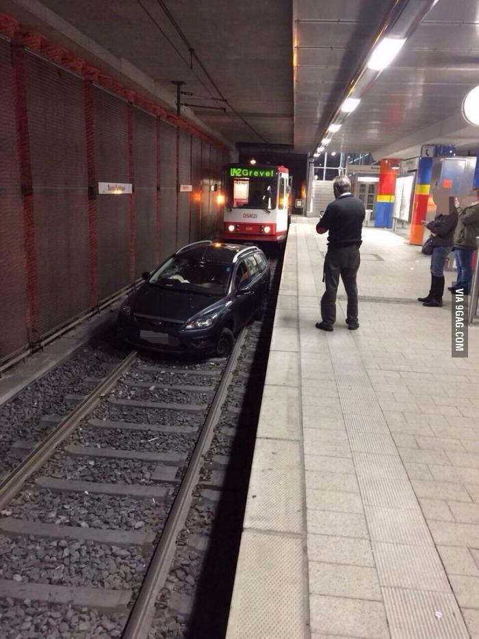 voiture metro