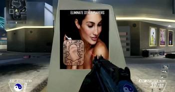 Poster Snapchat Black Ops 3 dans Black Ops 2