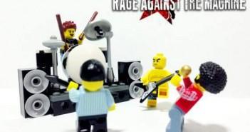 Lego Rage Against The Machine