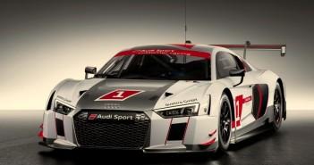 photo Audi R8 LMS