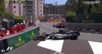 GP Monaco Massa