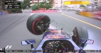 GP Monaco Verstappen
