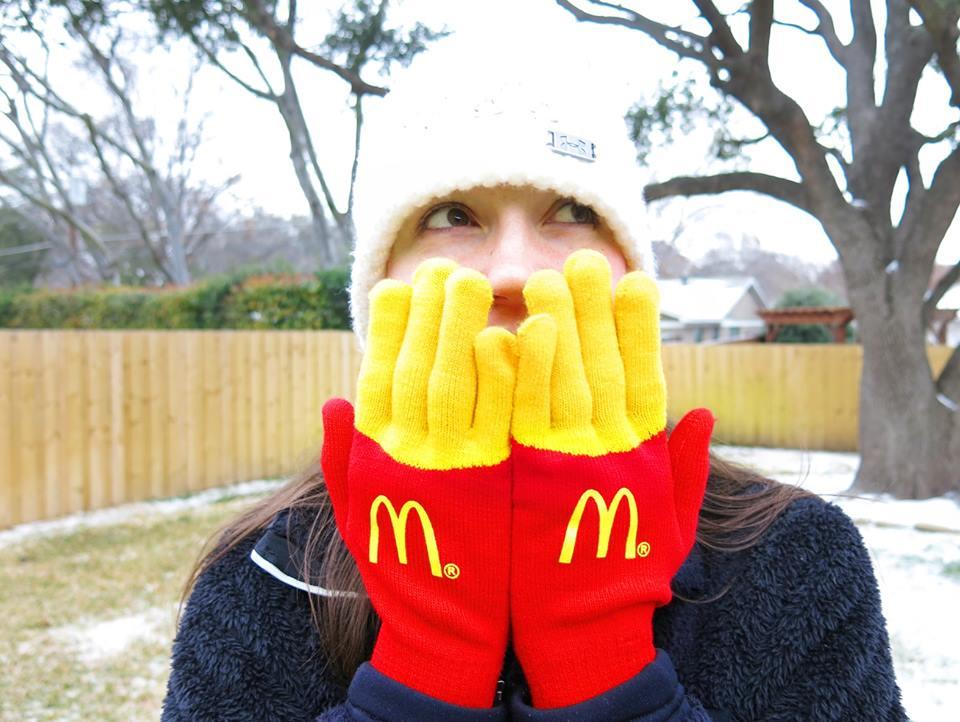 gants McDonalds