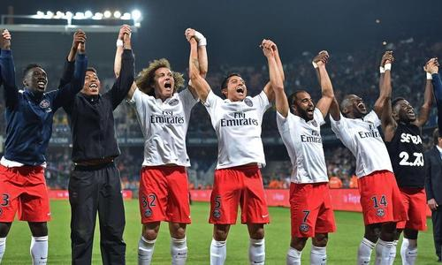 photo PSG 2015 football