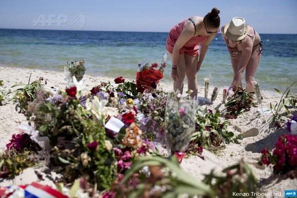 fleurs attentat Sousse (1)