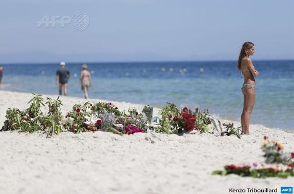 fleurs attentat Sousse (3)