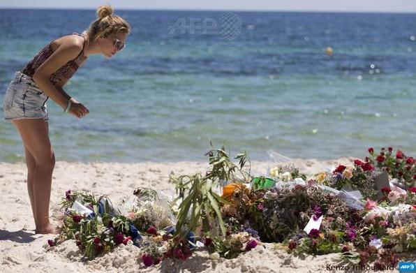 fleurs attentat Sousse (4)