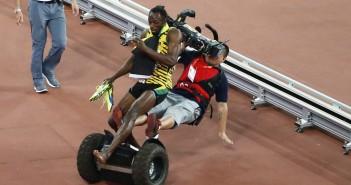 Usain Bolt Segway