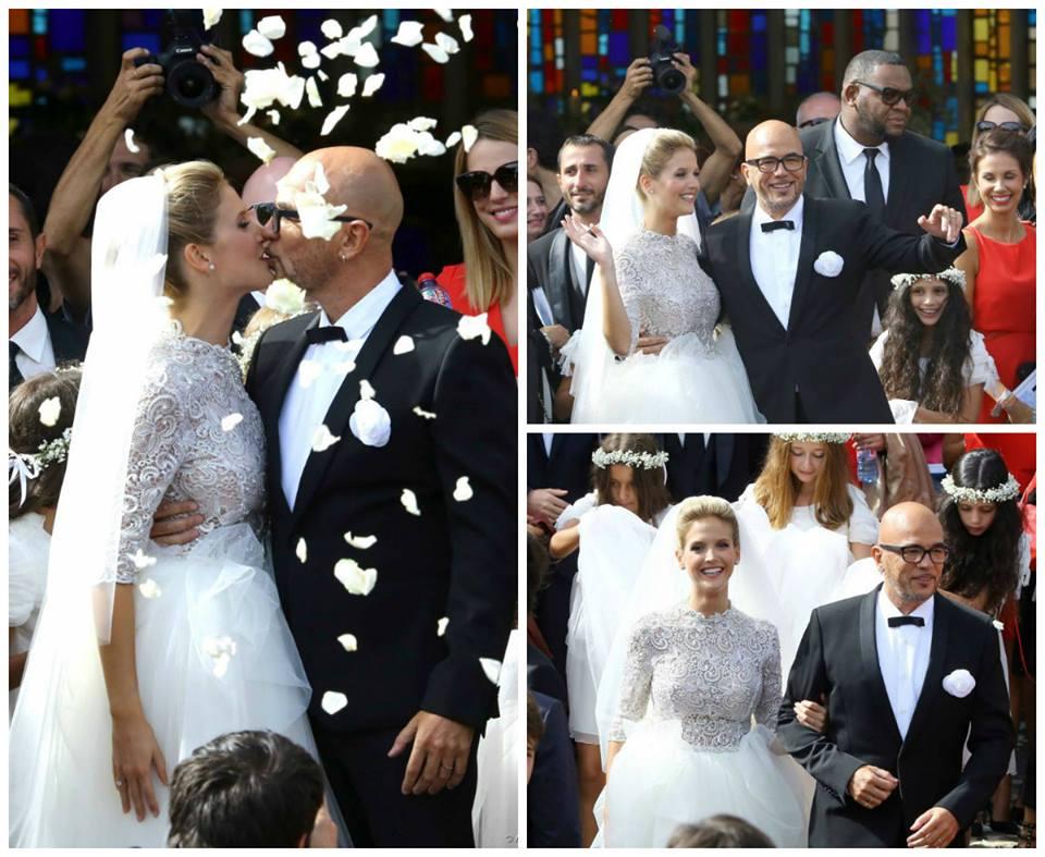 photo obispo mariage