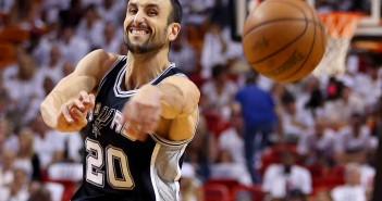 photo Manu Ginobili Spurs
