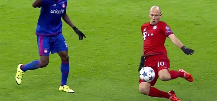 football Bayern Olympiakos