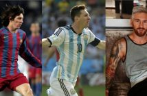 photo Lionel Messi look