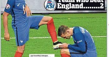 euro england shame