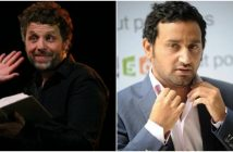 photo stephane guillon vs cyril hanouna