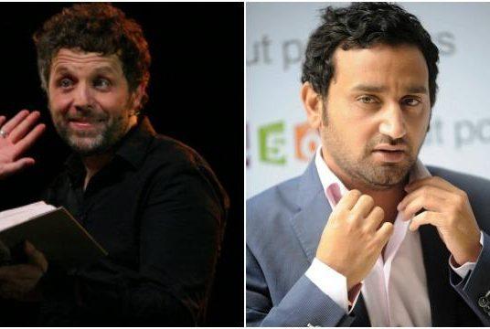 Stéphane Guillon annonce le budget salaire de Cyril Hanouna