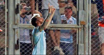 photo lionel messi argentine