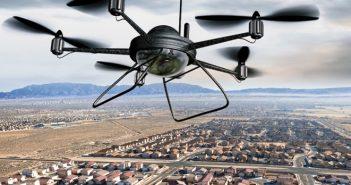 drone surveillance